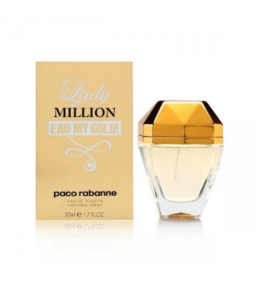 Lady Million Eau My Gold!...