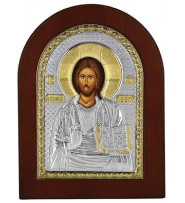 Ασημένια Εικόνα Χριστός...