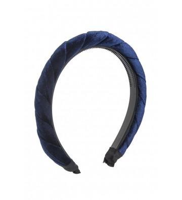 Σκούρο Μπλε Βελούδινη Στέκα...