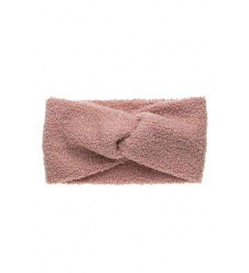 Ροζ Μπουκλέ Κορδέλα Μαλλιών