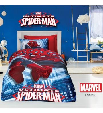 Spiderman Σετ Σεντόνια Μονά...