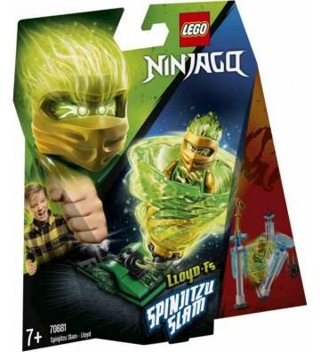 LEGO Ninjago Spinjitzu Slam...