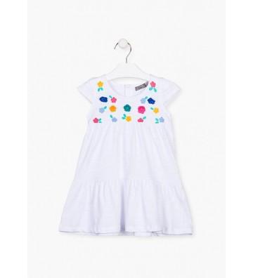 Φόρεμα με χρωματιστά...