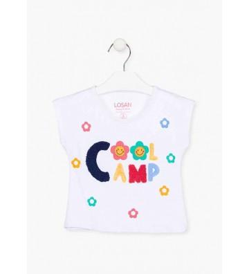 Cool Camp Μπλουζάκι Losan