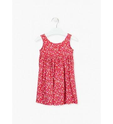 Αμάνικο Φόρεμα Λουλουδάτο...