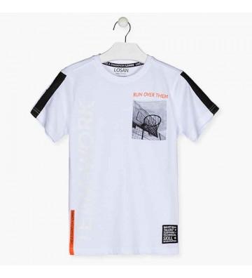 Αθλητικό Μπλουζάκι Losan